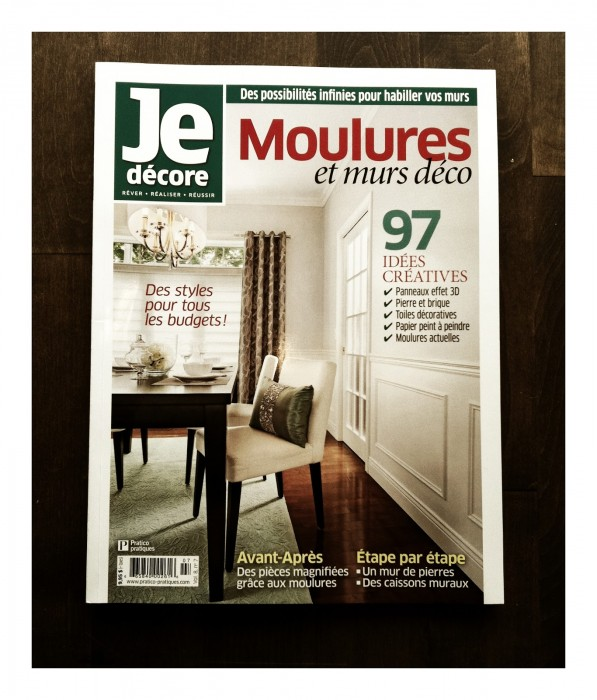 Je decore, Martine Bourdon