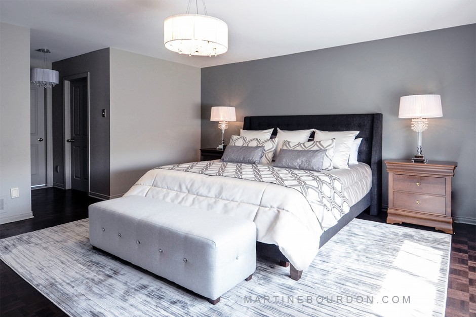 chambre coucher style glamourmartine bourdon d coratrice d 39 int rieur r sidentiel. Black Bedroom Furniture Sets. Home Design Ideas