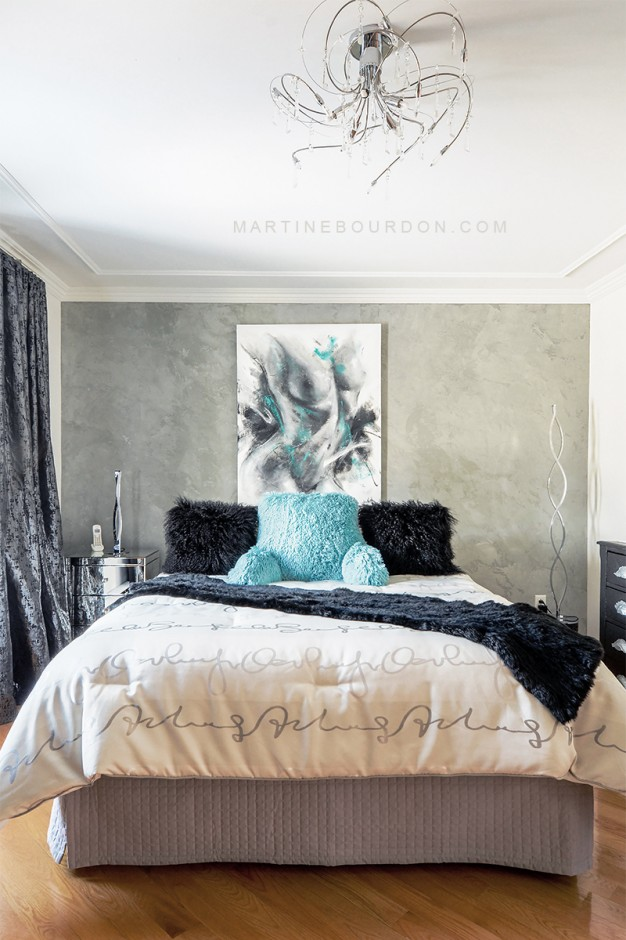 toile et mur de b ton en harmonie martine bourdon martine bourdon d coratrice d 39 int rieur. Black Bedroom Furniture Sets. Home Design Ideas
