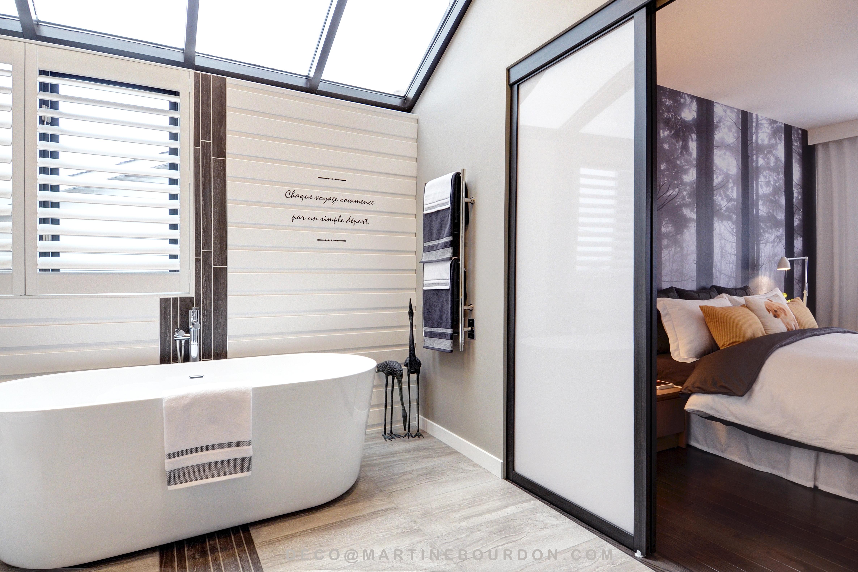 Fenetre Salle De Bain salle de bain rénovée, fenêtre rehausséemartine bourdon