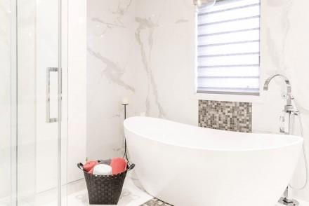 salle de bain élégante et rebelle_ MARTINEBOURDON