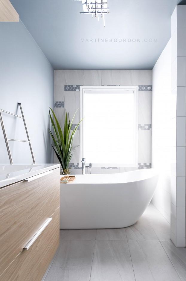 salle de bain après les rénovations