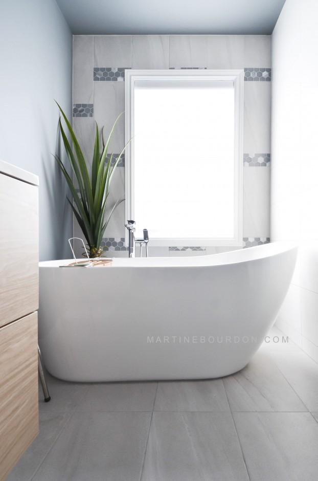 salle de bain en douceur